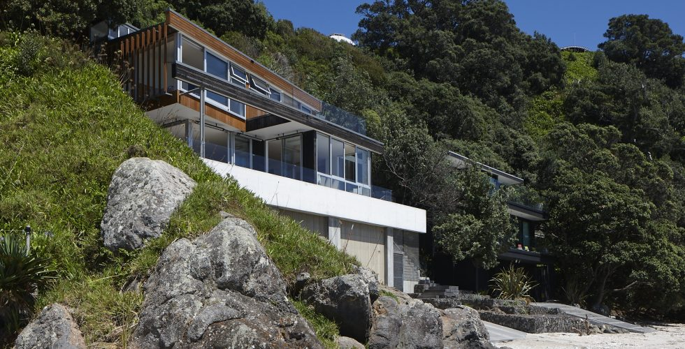 Onetangi Beach House